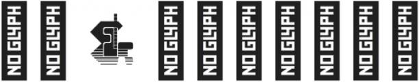 Hacked Regular otf (400) Font OTHER CHARS