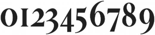 Hadeed otf (400) Font OTHER CHARS