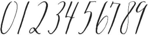 Hadley otf (400) Font OTHER CHARS