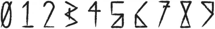 Haext Bold otf (700) Font OTHER CHARS