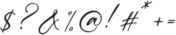 Hafidz otf (400) Font OTHER CHARS