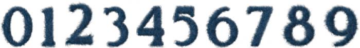 Hairy2 Regular2 otf (400) Font OTHER CHARS