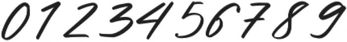 Halbrein Regular otf (400) Font OTHER CHARS