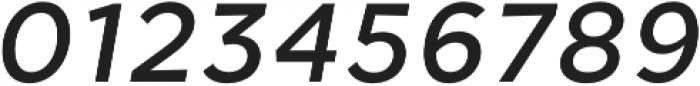 Halcyon Medium Italic otf (500) Font OTHER CHARS