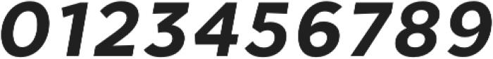 Halcyon SemiBold Italic otf (600) Font OTHER CHARS