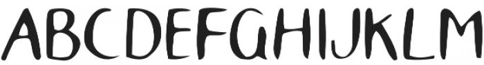 Hale otf (400) Font UPPERCASE