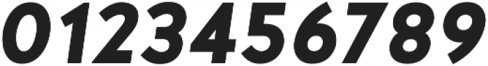 Halis GR S Black Italic otf (900) Font OTHER CHARS