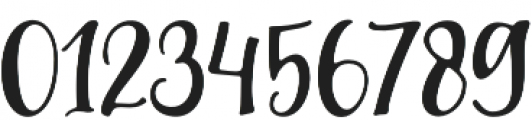Hallotwin Script otf (400) Font OTHER CHARS