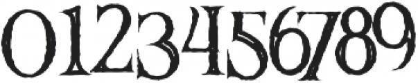 Hallowen Inline otf (400) Font OTHER CHARS
