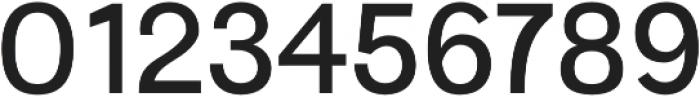Halton Regular otf (400) Font OTHER CHARS