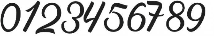 Hamburg Font otf (400) Font OTHER CHARS