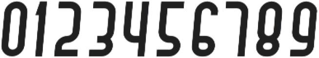 Hamburger Hop Italic otf (400) Font OTHER CHARS