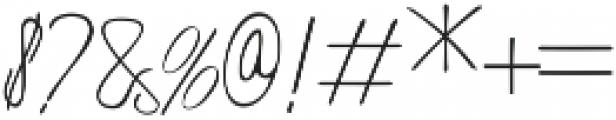 Hammock ttf (400) Font OTHER CHARS