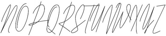HandWriting otf (400) Font UPPERCASE