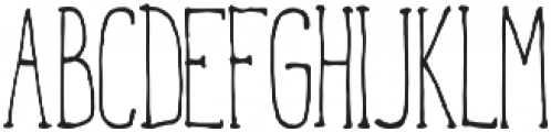 Hand_Drawn_Hipster_Font otf (400) Font UPPERCASE