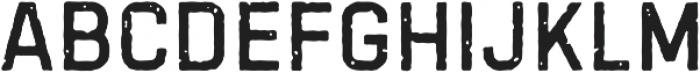 Handelson Five otf (400) Font LOWERCASE