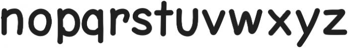 Handie Sans Bold Handie Sans Bold ttf (700) Font LOWERCASE