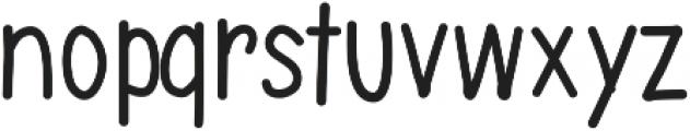 Handie Sans Cond Reg Handie Sans Cond Reg ttf (400) Font LOWERCASE