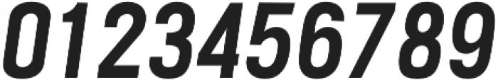 Handy Sans Condensed Oblique otf (400) Font OTHER CHARS