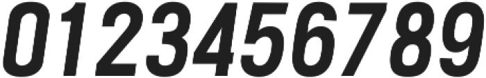 Handy Sans Condensed Oblique ttf (400) Font OTHER CHARS
