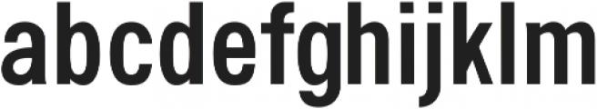 Handy Sans Condensed ttf (400) Font LOWERCASE
