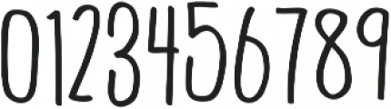 Haneda Bold otf (700) Font OTHER CHARS