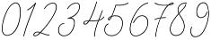 Hangover Script otf (400) Font OTHER CHARS