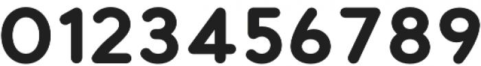 HankRnd Black otf (900) Font OTHER CHARS