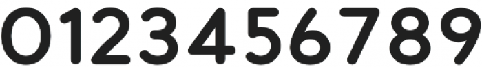 HankRnd Bold otf (700) Font OTHER CHARS