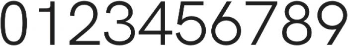 Hanken Grotesk otf (400) Font OTHER CHARS
