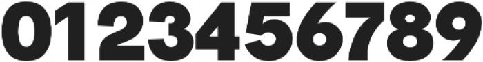 Hanken Sans Black otf (900) Font OTHER CHARS