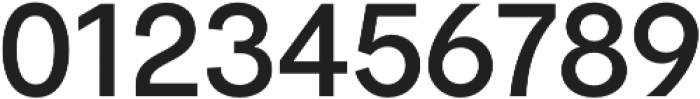 Hanken Sans Medium otf (500) Font OTHER CHARS