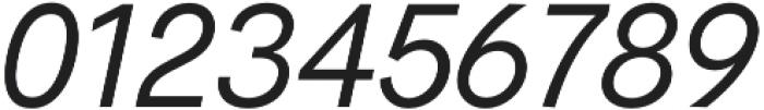Hanken Sans otf (400) Font OTHER CHARS
