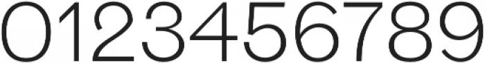 Hanko Light otf (300) Font OTHER CHARS