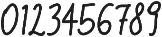 Hanni ttf (400) Font OTHER CHARS