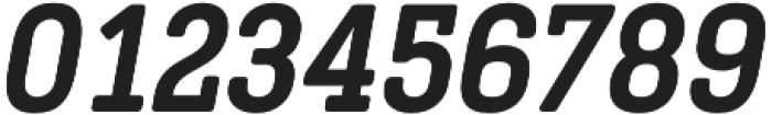 Hansom Slab FY otf (700) Font OTHER CHARS