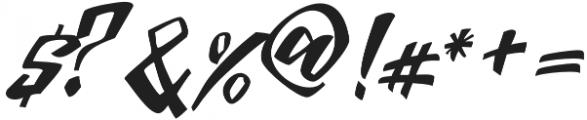 Harbour Script otf (400) Font OTHER CHARS