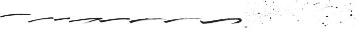 Hardest Style Swash otf (400) Font LOWERCASE
