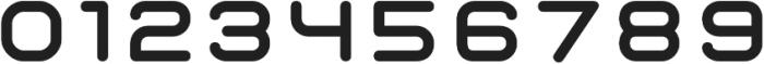 Hardliner AOE Regular otf (400) Font OTHER CHARS
