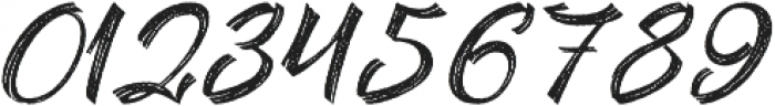 Hardwatt otf (400) Font OTHER CHARS