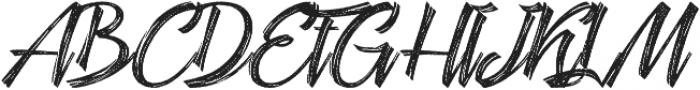 Hardwatt otf (400) Font UPPERCASE
