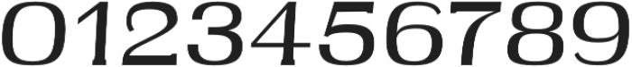 Harlaw Regular otf (400) Font OTHER CHARS