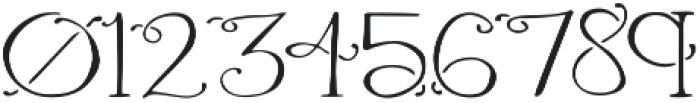 Harlequinty otf (400) Font OTHER CHARS