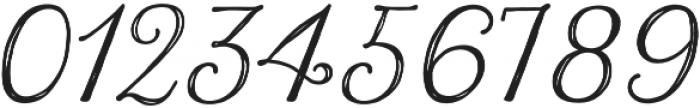 Harman Script Inline otf (400) Font OTHER CHARS