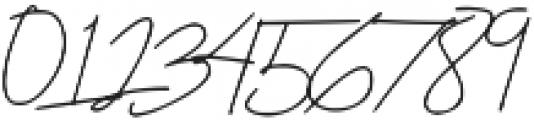 Harmony Alt otf (400) Font OTHER CHARS