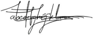 Harmony Alt otf (400) Font UPPERCASE