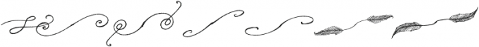 Harmony king ornaments otf (400) Font UPPERCASE