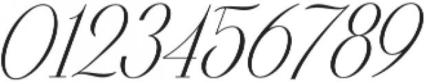 Harper Script (null) otf (400) Font OTHER CHARS
