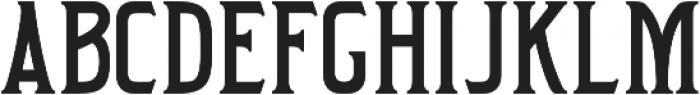 Harrison Serif 02 otf (400) Font LOWERCASE