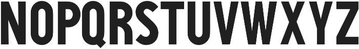 Harvest Stout otf (400) Font LOWERCASE